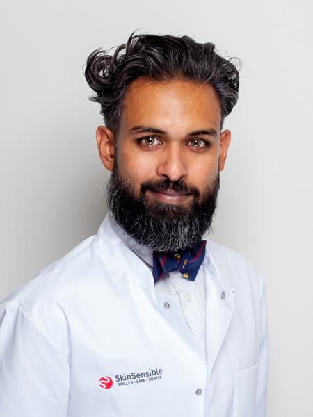 SkinSensible kliniek Drs. Sagar Bhagwandin