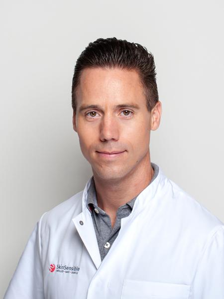 SkinSensible kliniek Drs. Jack van der Woude